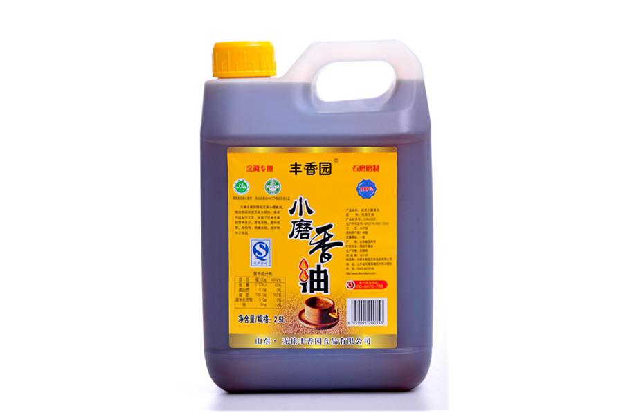 芝麻香油2.5L