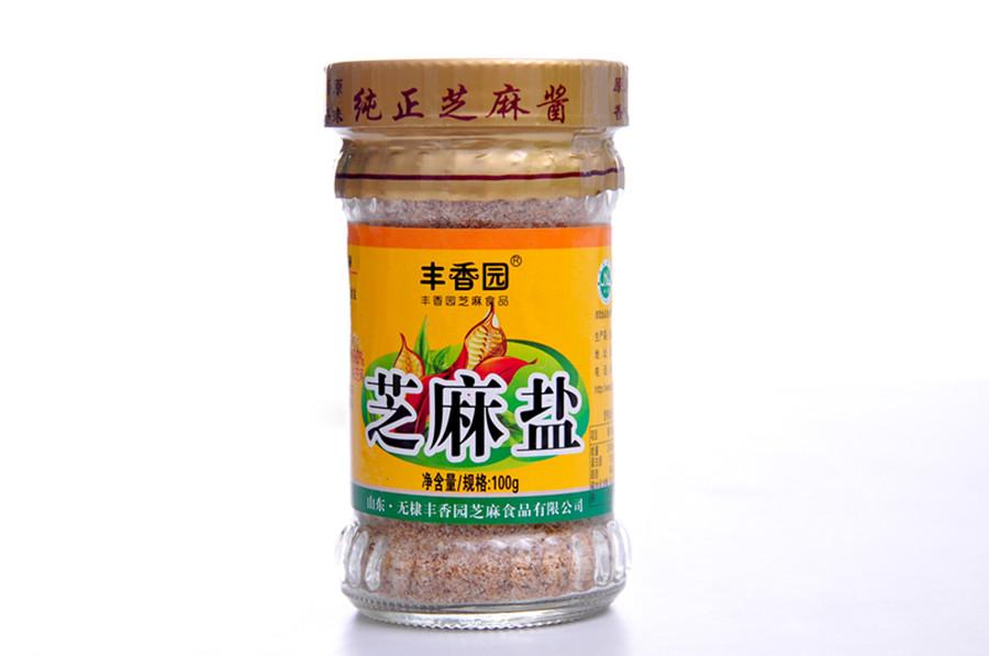 <b>白芝麻盐100g</b>
