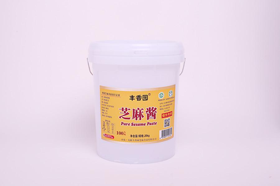 黑/白芝麻酱20kg定制